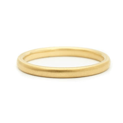 Simple 2mm Wide Band - Anne Sportun Fine Jewellery