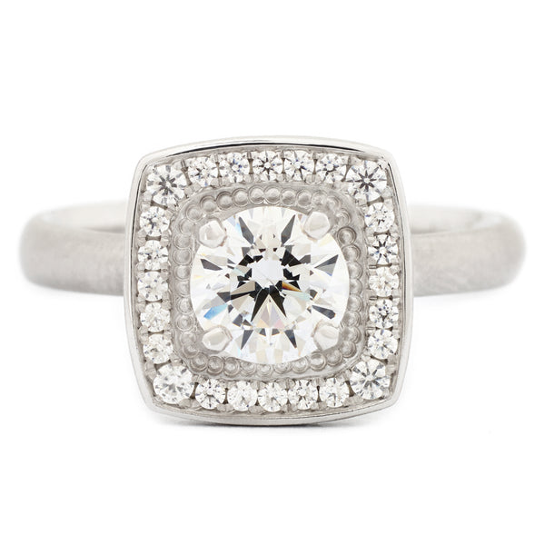 Colette Engagement Ring - Anne Sportun Fine Jewellery