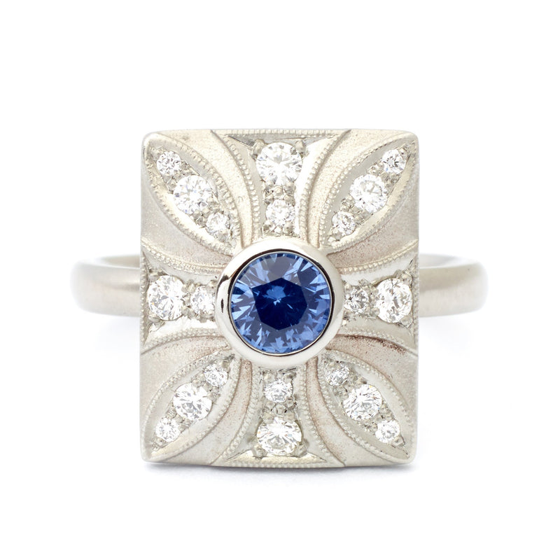 Ingrid Engagement Ring - Anne Sportun Fine Jewellery