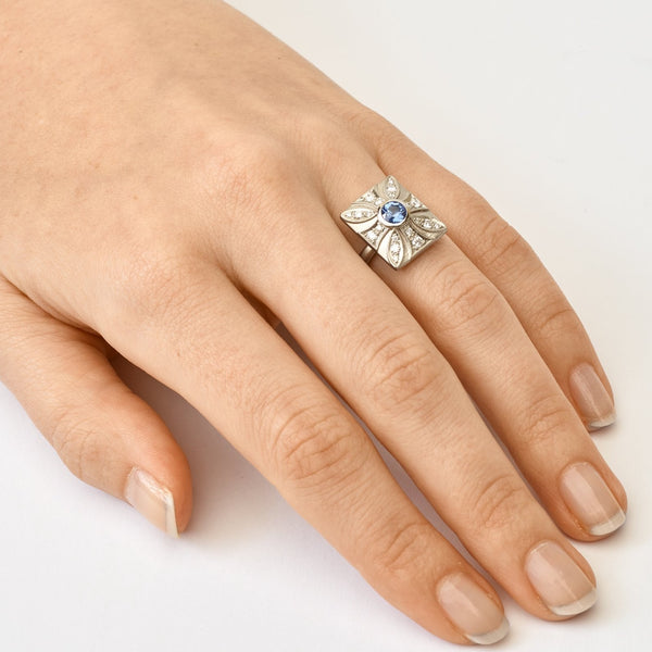 Ingrid Engagement Ring