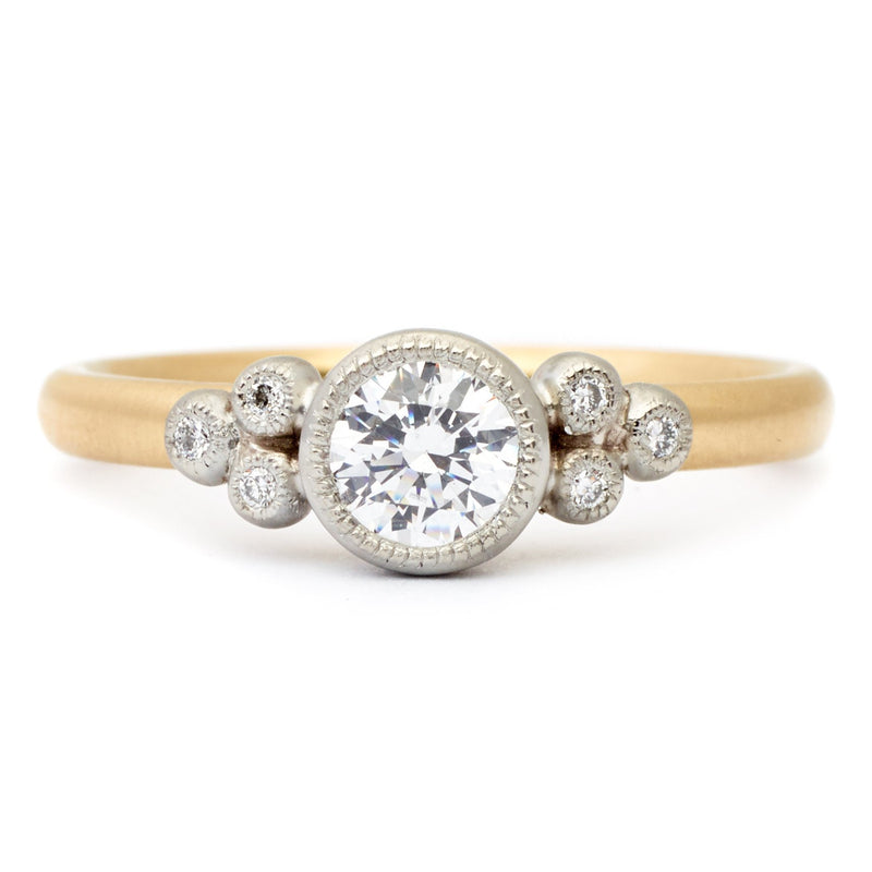 Katharine Engagement Ring - Anne Sportun Fine Jewellery
