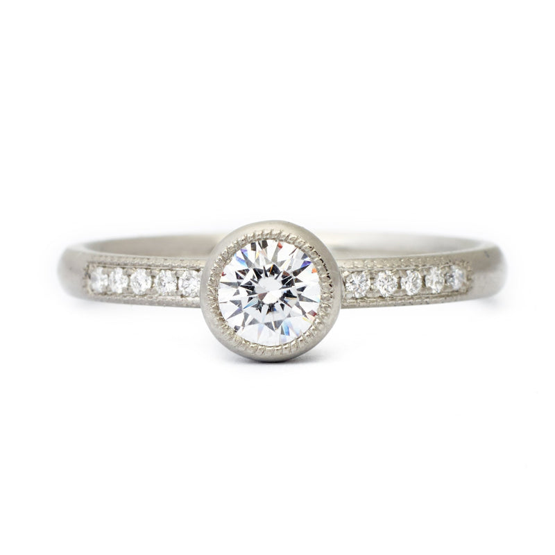 Dorothy Engagement Ring - Anne Sportun Fine Jewellery