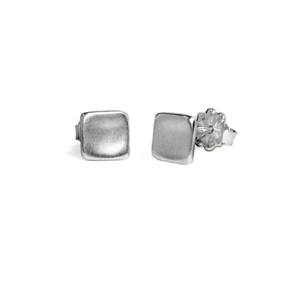 Square Celeste Stud Earrings