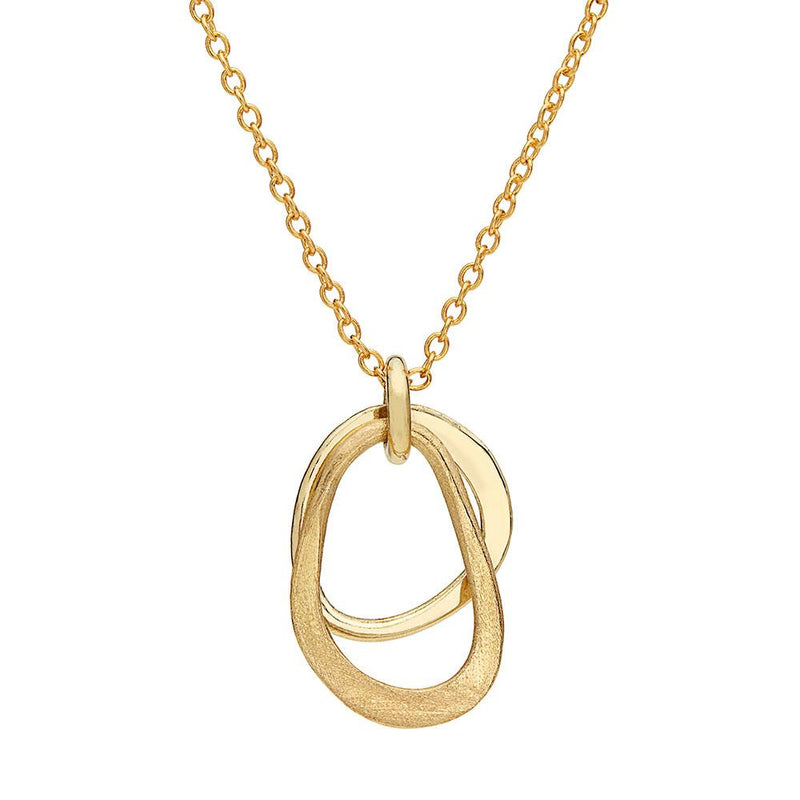 Makali Delicate Necklace - Gold Plated