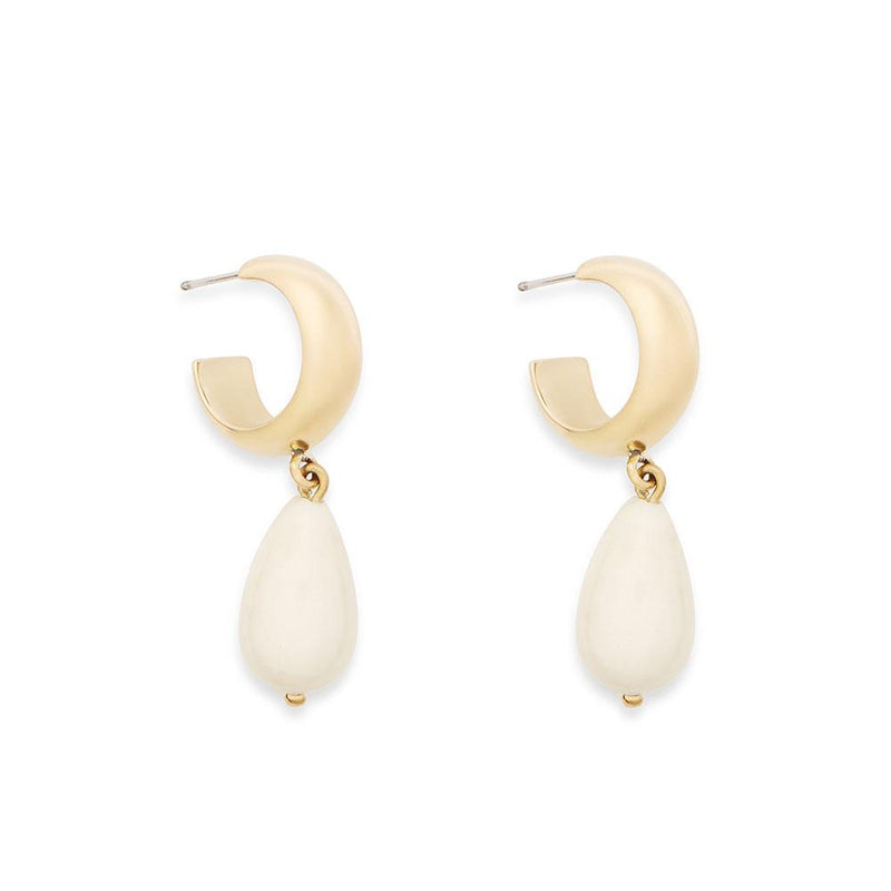 Malindi Mini Hoop Earrings
