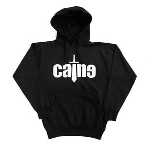 "Caine Tackle Twill ""Black"" Hoodie"