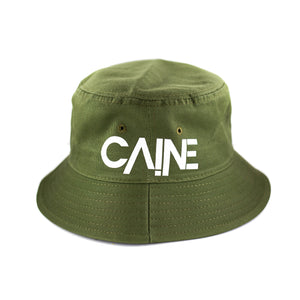 "Caine ""Olive"" Bucket Hat"