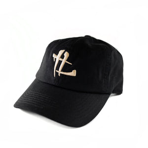 "TL Logo ""Black/Tan"" Dad Hat"