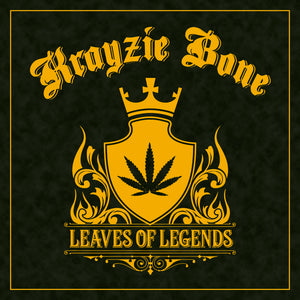 Krayzie Bone : Leaves of Legends Physical CD