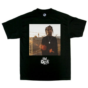 "DJ Quik ""Hand in Hand"" Tee Black"