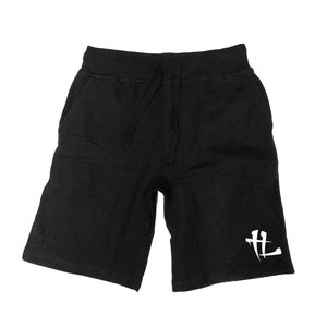 """TL Logo"" Shorts Black"