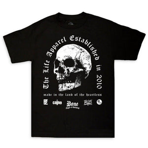 "TL ""A Good Look"" Tee Black"