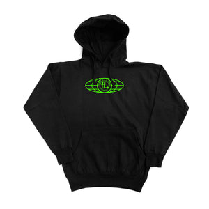"World Is Very Different Now ""Black"" Hoodie"