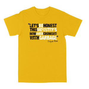 "Let's Be Honest ""Mustard"" Tee"