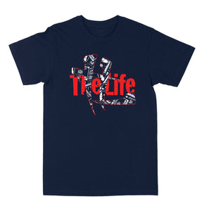 "TL Money ""Navy"" Tee"