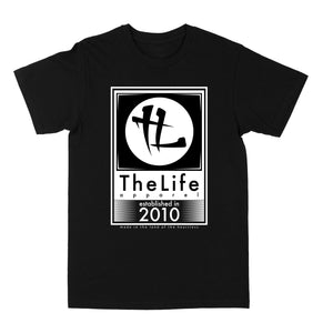 "TL Land of the Heartless ""Black"" Tee"