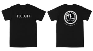 "The Life Seal ""Black"" Tee"