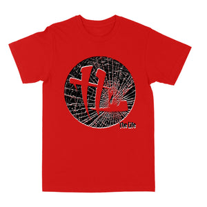 "TL Breaking ""Red"" Tee"
