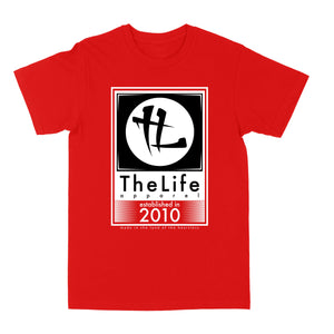 "TL Land of the Heartless ""Red"" Tee"