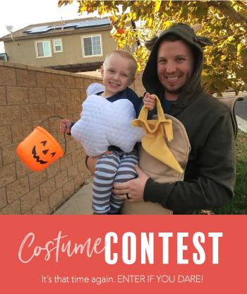 ScrapBox Family Costume Contest