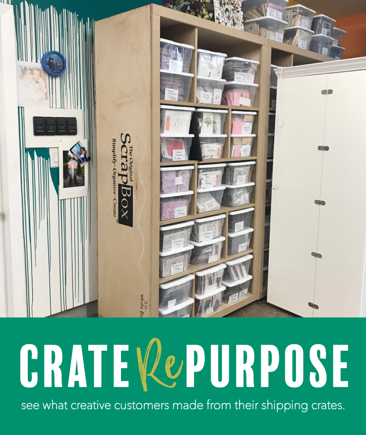 Shipping Crate Projects