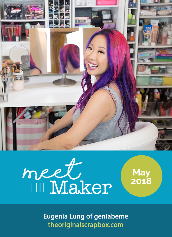 Meet The Maker: Eugenia Lung of geniabeme