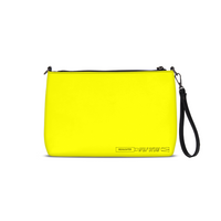 highlighter yellow Daily Zip Pouch