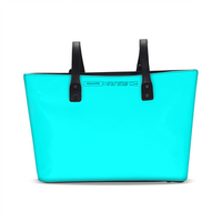highlighter blue Stylish Tote