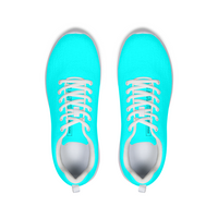 highlighter blue Athletic Shoe