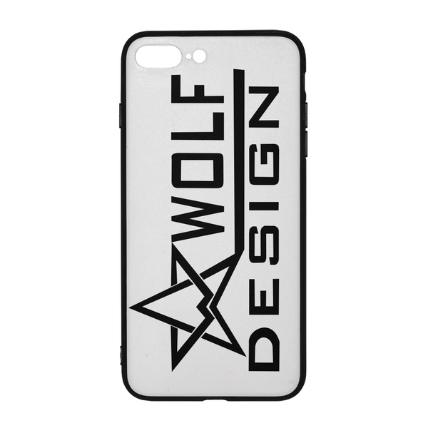 wolf design star iPhone 8 Plus Case