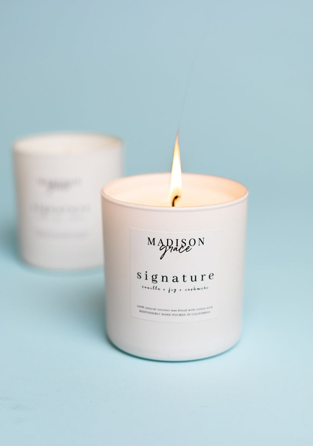 """Signature"" Eco Chic Madison Grace Candle"