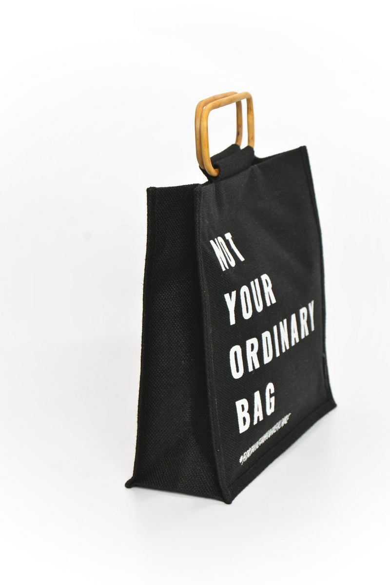 Not Your Ordinary Bag