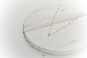 Tayo 14K Gold Plated Pearl Necklace