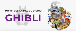TOP 10 DES ANIMÉS DU STUDIO GHIBLI