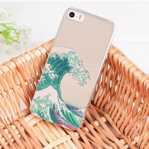 coque-japonaise-vague-verte