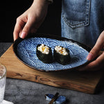 assiette-japonaise-en-ceramique-ovale-motif-vague