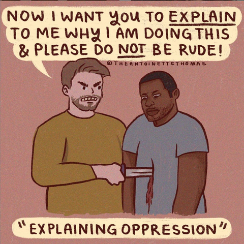 Explaining Oppression