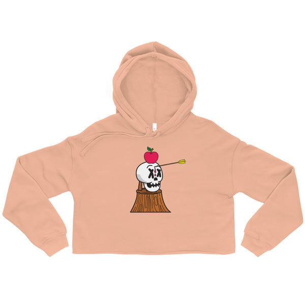 Cropped Arrow in the Head Hoodie
