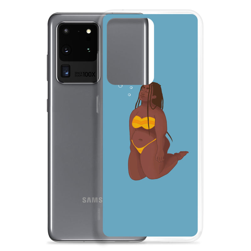 Floating Away Samsung Case