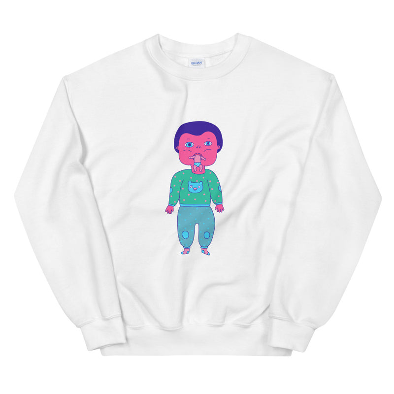 Hungry Baby Sweatshirt