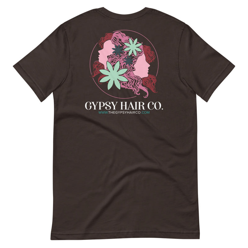Gypsy Hair Co Dark Colors Unisex T-Shirt