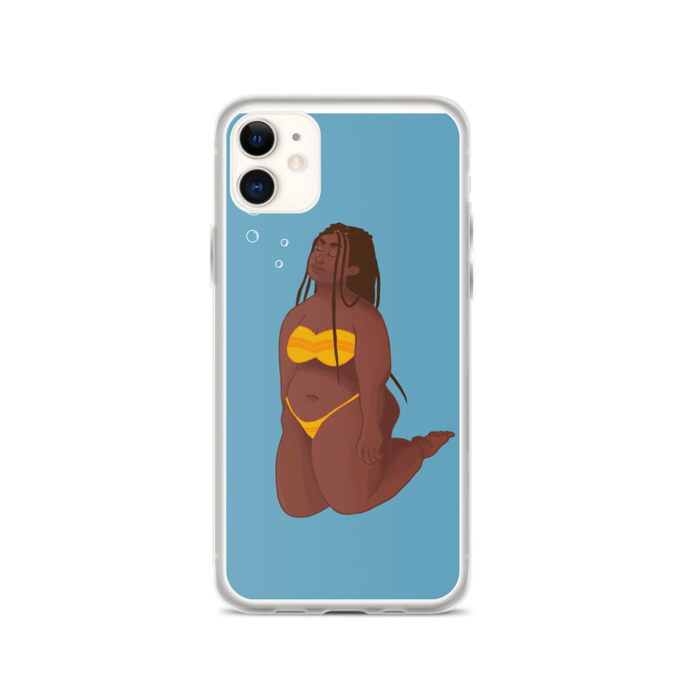 Floating Away iPhone Case