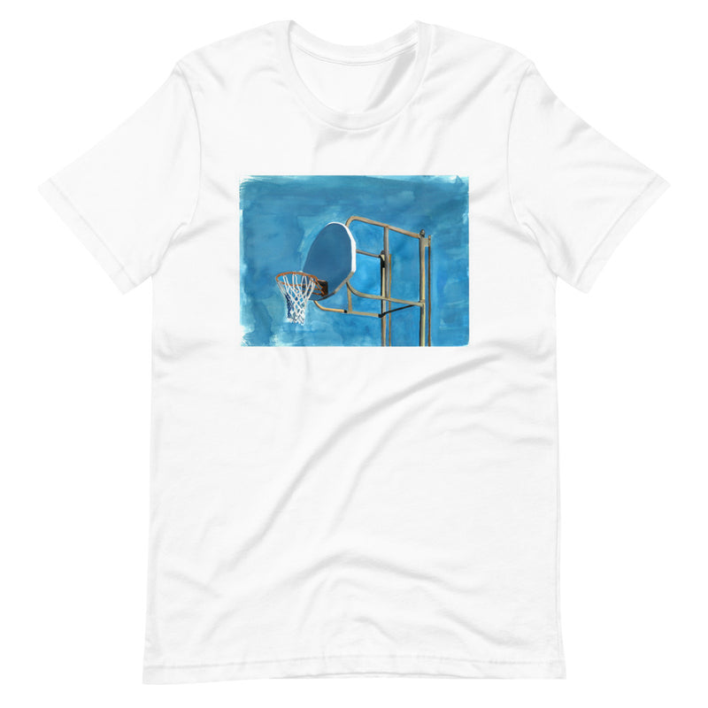 Basketball Blues Unisex T-Shirt
