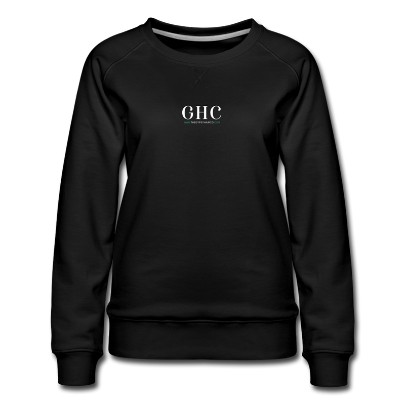 Women's Premium Sweatshirt - black