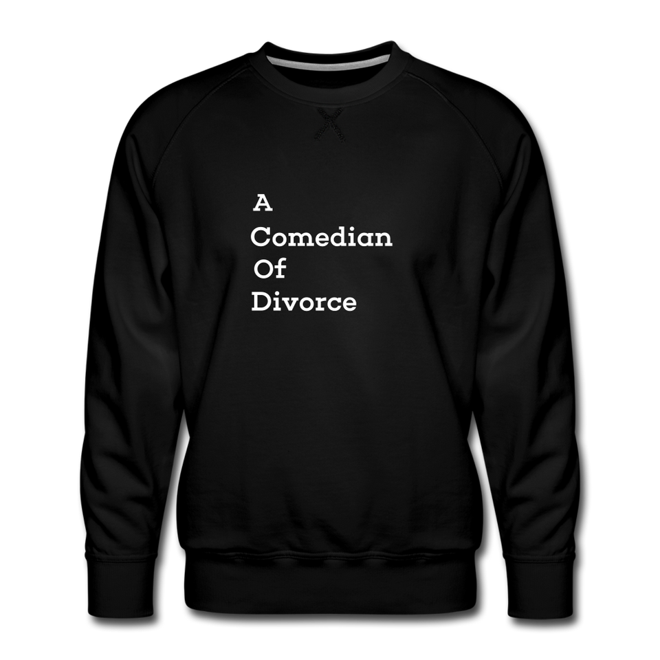 Men's Premium Sweatshirt - black