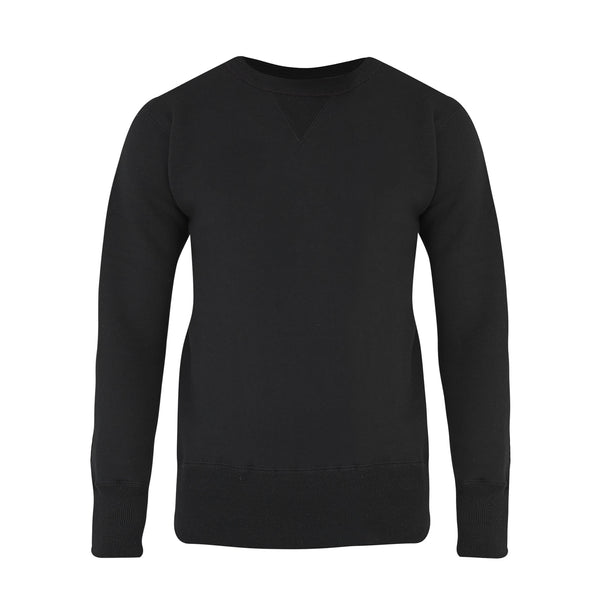 Jelado black crew neck sweat