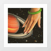 Load image into Gallery viewer, Cosmic Spin Art Print