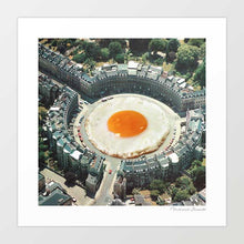 Load image into Gallery viewer, Take the 2nd eggxit Art Print