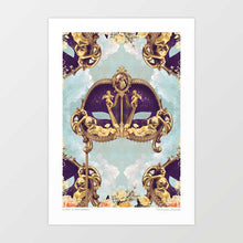 Load image into Gallery viewer, Floral Extravagance Art Print