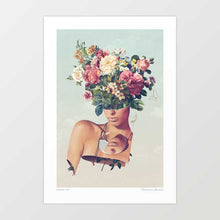 Load image into Gallery viewer, Flower-ism Art Print